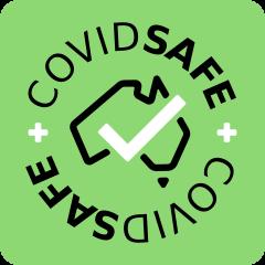 Covidsafe App logo